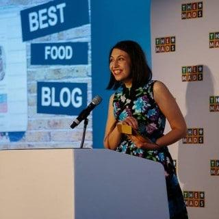 I won Food Blog of the Year 2015!