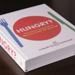 Hungry recipe book - cover
