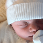 Welcome to the world, Little Miss J