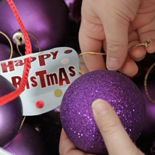 Christmas tree OCD