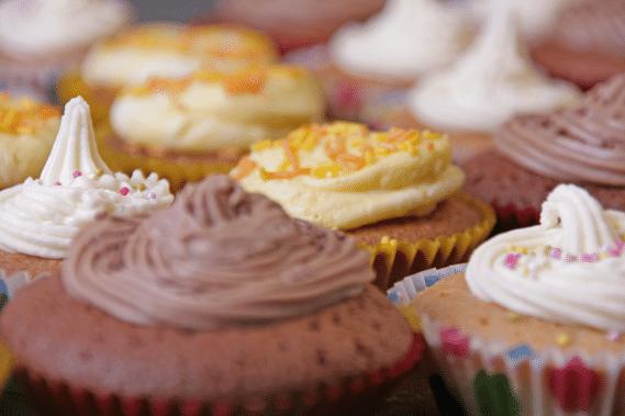Fairy cake recipes uk