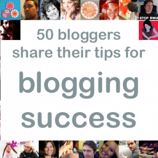 Is there a secret to blogging success?