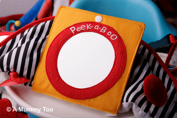 Playwrap - peekaboo
