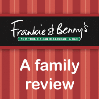 Frankie & Benny's Lincoln: a mixed review