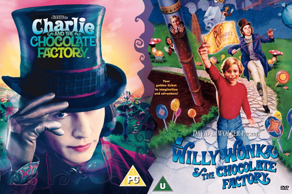 willy wonka and the chocolate factory movie script pdf