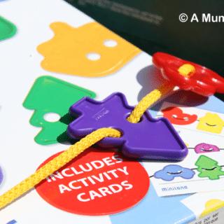 Miniland aptitude sets: toys that teach