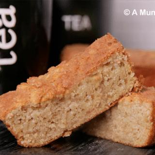 Apple, cinnamon and honey cake recipe