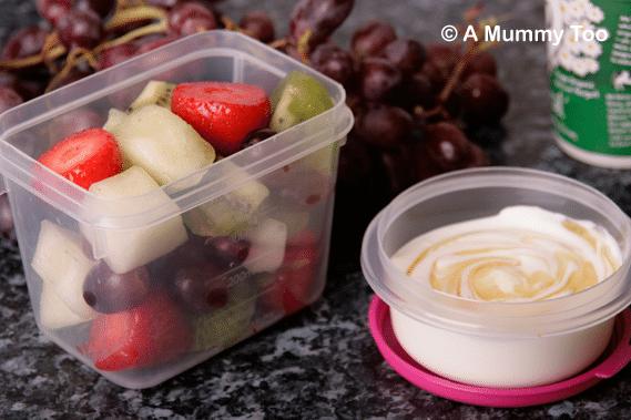 Vitamin packed dessert