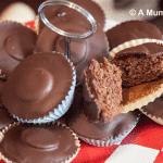 Jaffa cake cupcakes (recipe)