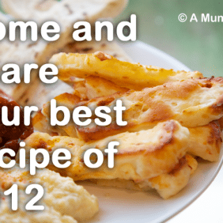 Your best recipes of 2012