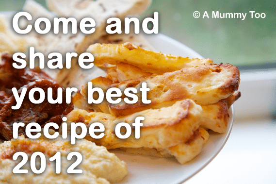 Come and link up your best recipe of 2012