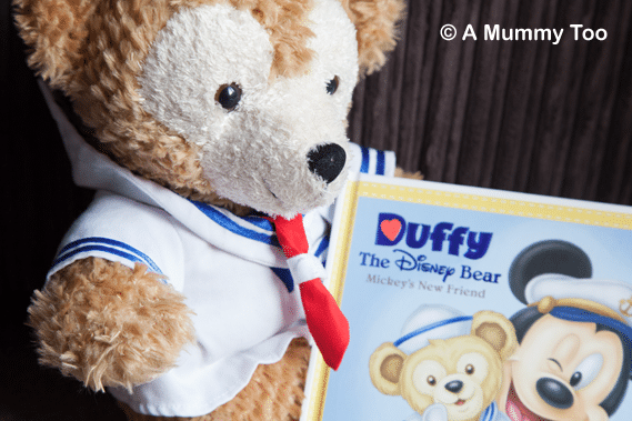 Disney's Duffy Bear and Book