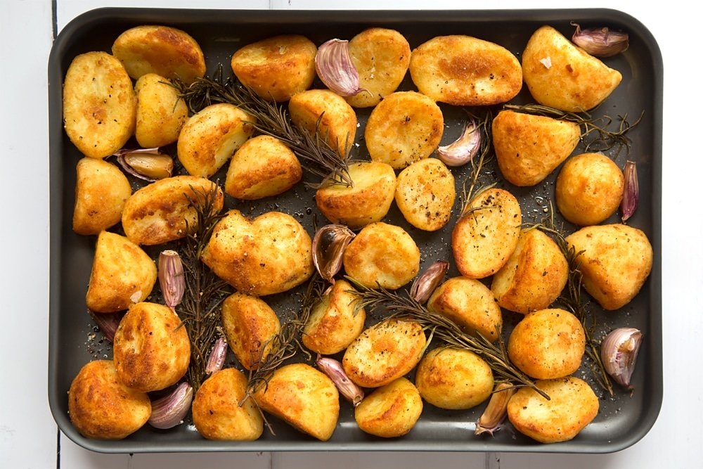 Bake your how to make frozen roast potatoes taste better for 30 minutes