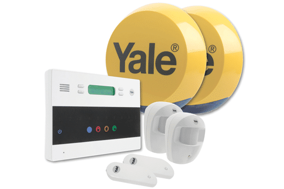 Win a Yale Easy Fit Premium home alarm system worth £320