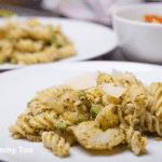 Pasta alla genovese (recipe)
