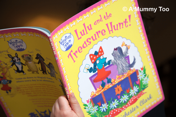 Lulu and the Treasure Hunt (Wagtail Town)