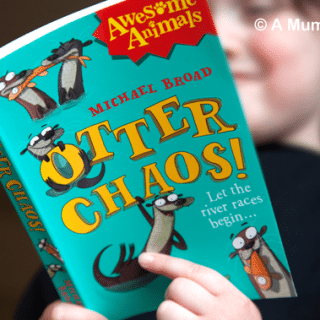 Otter Chaos – children's book review