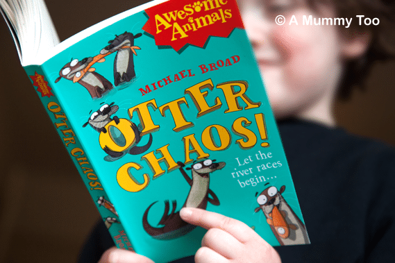 Otter Chaos (Awesome Animals) Children's Book Review
