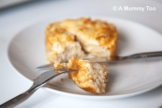 crumpet-omlette
