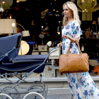 Win a designer multi-functional Storksak handbag worth up to £250