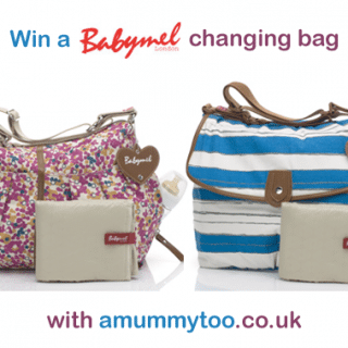 Win a Babymel summer changing bag or satchel