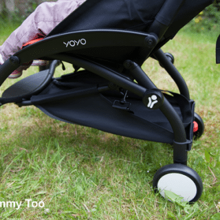 The Babyzen YOYO pushchair – a review
