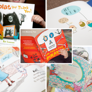 Children's Book Round Up (May)