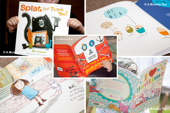 children's book reading roundup