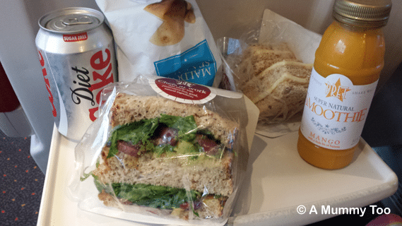 space-centre-lunch-on-the-train