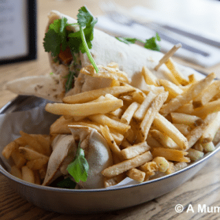 Mud Crab Pacifico, West Bridgford, Nottingham (restaurant review)
