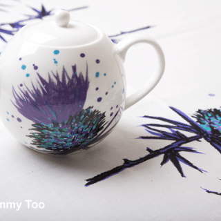 A Mummy Too loves…Scott Inness tableware