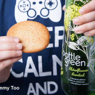 Elderflower sugar cookies + #recipeoftheweek 1 Jun