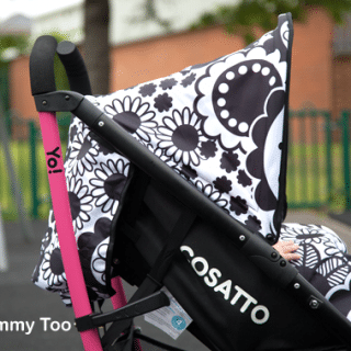 The Cosatto Yo! Stroller Monobloom – an in-depth review