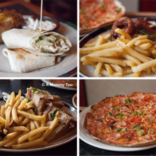 Frankie & Benny's, Nottingham City Centre – a family review