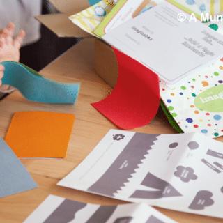 Imaginabox – craft activities to your door every month (review)