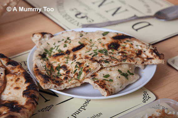 Garlic-and-coriander-naan