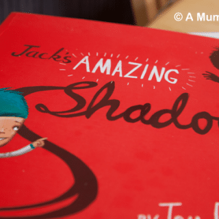 Jack's Amazing Shadow (children's picture book review)