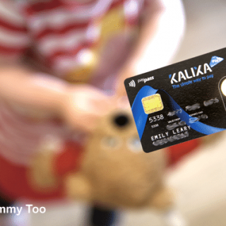 How a prepaid Kalixa card helped us avoid holiday overspend