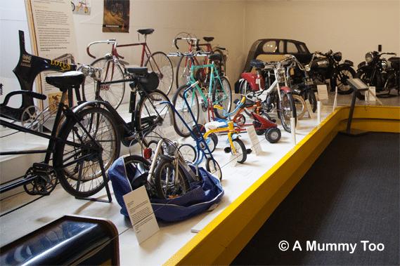 Nottingham Industrial Museum Transport