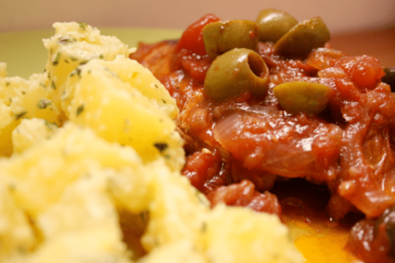 Otilia's-chicken