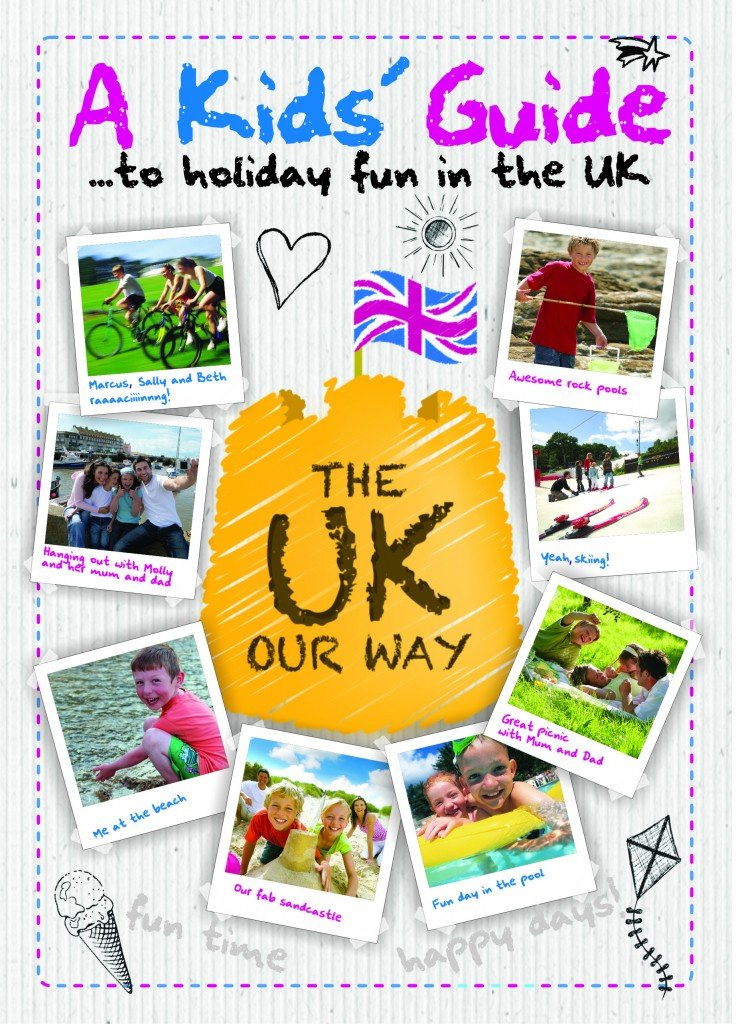 The UK, Our Way Guide Cover