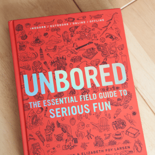 Unbored – all you need to keep the kids occupied (review)