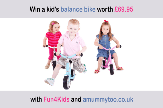 Win-a-kid's-balance-bike-worth-£69.95