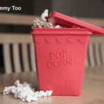 Stylish silicone popcorn maker from YOKO (review)