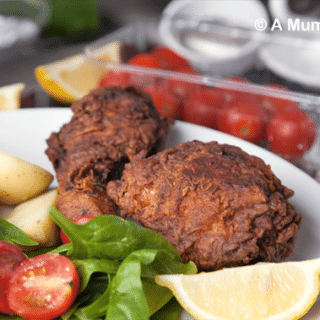 Buttermilk Fried Chicken. Ultimate Home Cooking with Gordon Ramsay