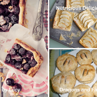 Three puff pastry desserts + #recipeoftheweek 31 August