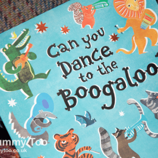 Can you dance to the boogaloo? (children's picture book review)