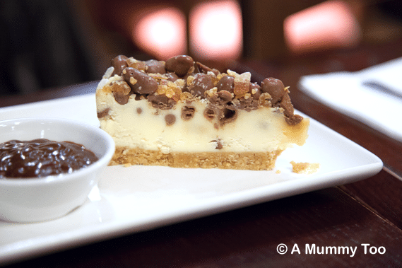 Chiquitos-cheesecake