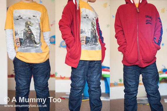 Debenhams clothes
