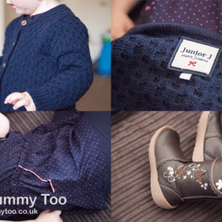 Can you dress two kids stylishly and comfortably from head to toe for under £100 at Debenhams? (review)